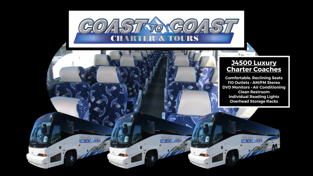 Amusement Parks Charter Bus Rental Michigan